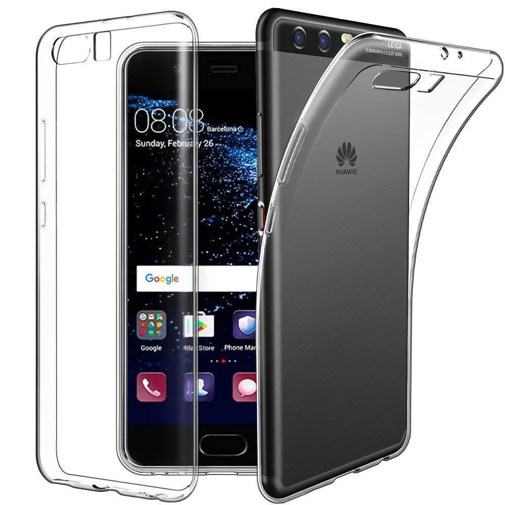 Transparent Gel Case for Huawei P10