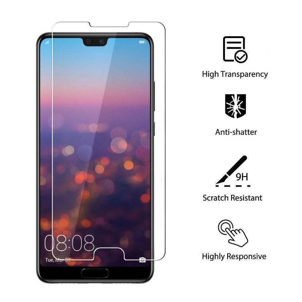 Premium Tempered Glass-Screen Protector for Huawei P20 Pro