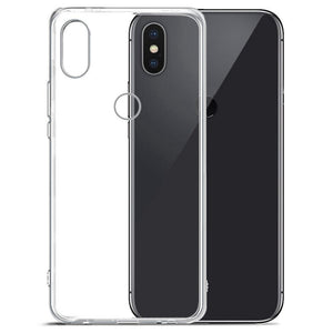 Transparent Gel Case for Xiaomi Redmi Note 5