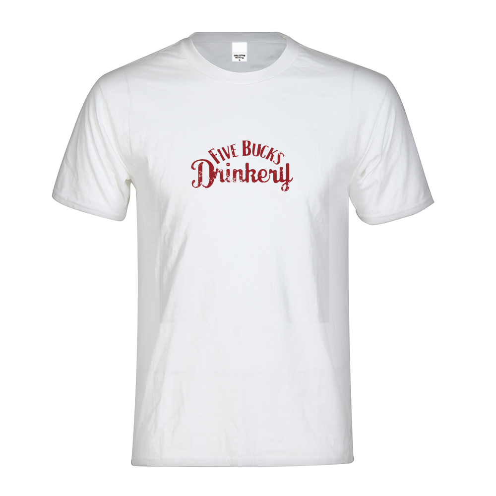 FIVE BUCKS DRINKERY TEE