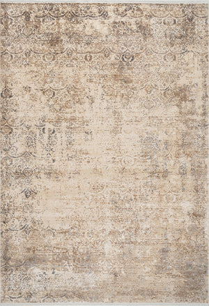 Faded Beige Rustic Area Rug , 8x10 Turkey Heriz Rug pattern , Over dyed Persian Rug , faded turkish Rug ,Office Decor Rug  SKU:1941