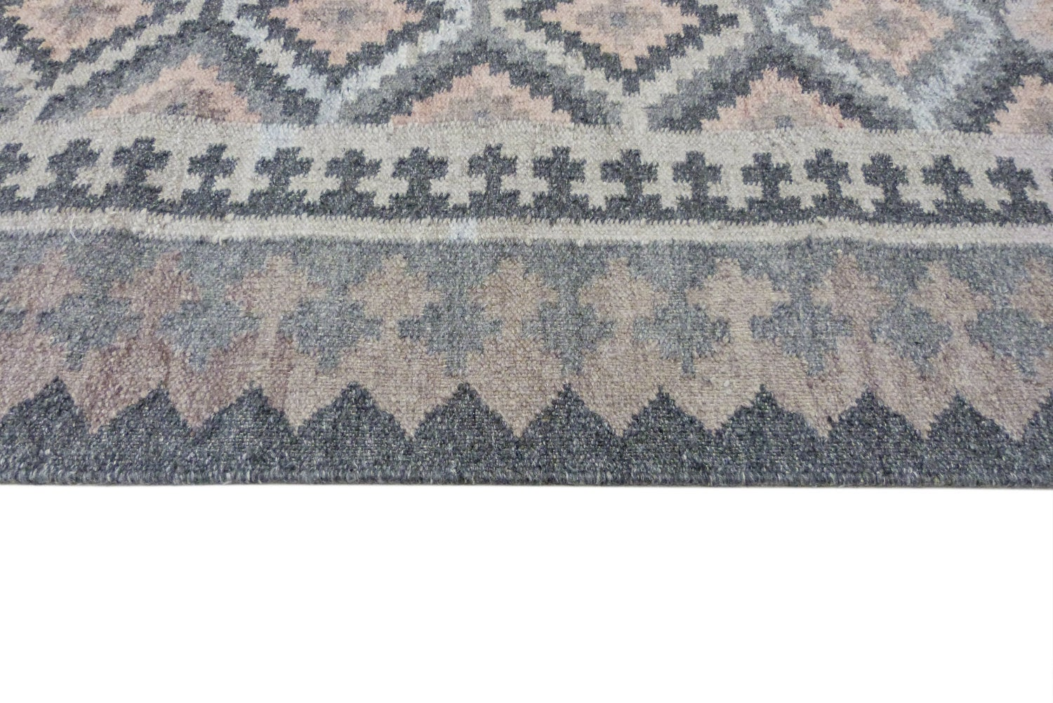 "Vintage Kilim Rug, Antique Kilim,Tribal Area Rug, Traditional, Kilim Carpet,Oriental Art,Bohemian Room,Kilim Turkey Tribal,5'3"" x 7'6"" SP604"