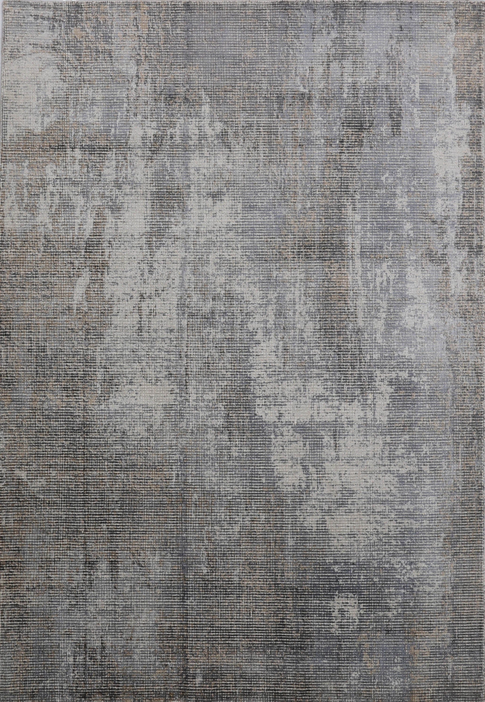 "Distressed Oriental Living Room Rug 5'3"" X 7'7"" ≡Organic Wool Faded Area Rug≡Rustic antique Decor ≡ Office Rug ≡ Turkish Faded Rug  DN17415"