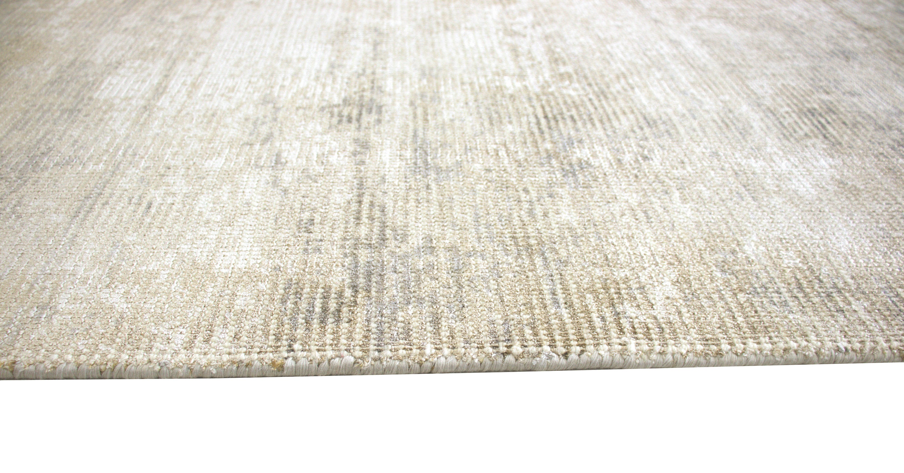 "Beige Hand Knotted area rug 5'3"" X 7'7"" ≡ Large Turkey Faded Area Rug≡Rustic antique Decor ≡decorative rug ≡ Turkish Faded Rug  DN17436"