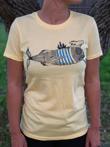 Womans El Capitan Tee