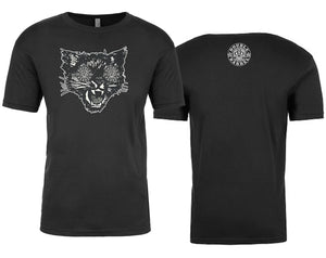Mens PET THE KITTY Tee