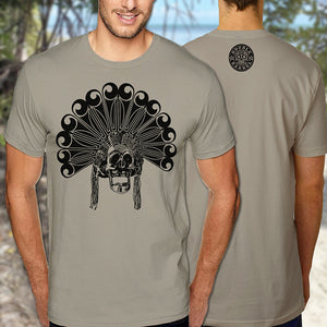 """The Chief"" Mens tee shirt"