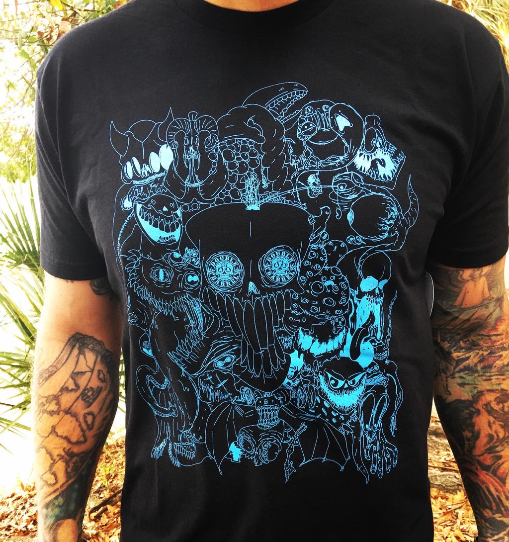 Mens Scariest Room Tee