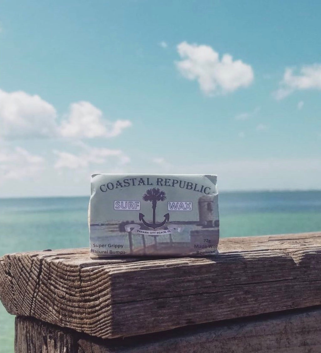 Coastal Republic Surf Wax
