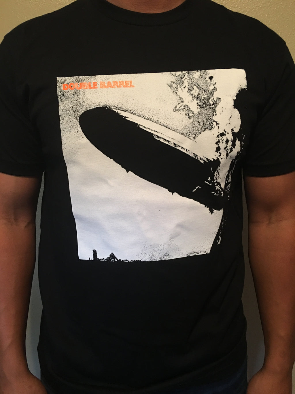 Mens DB DAZED & CONFUSED / ZEPPELIN TEE