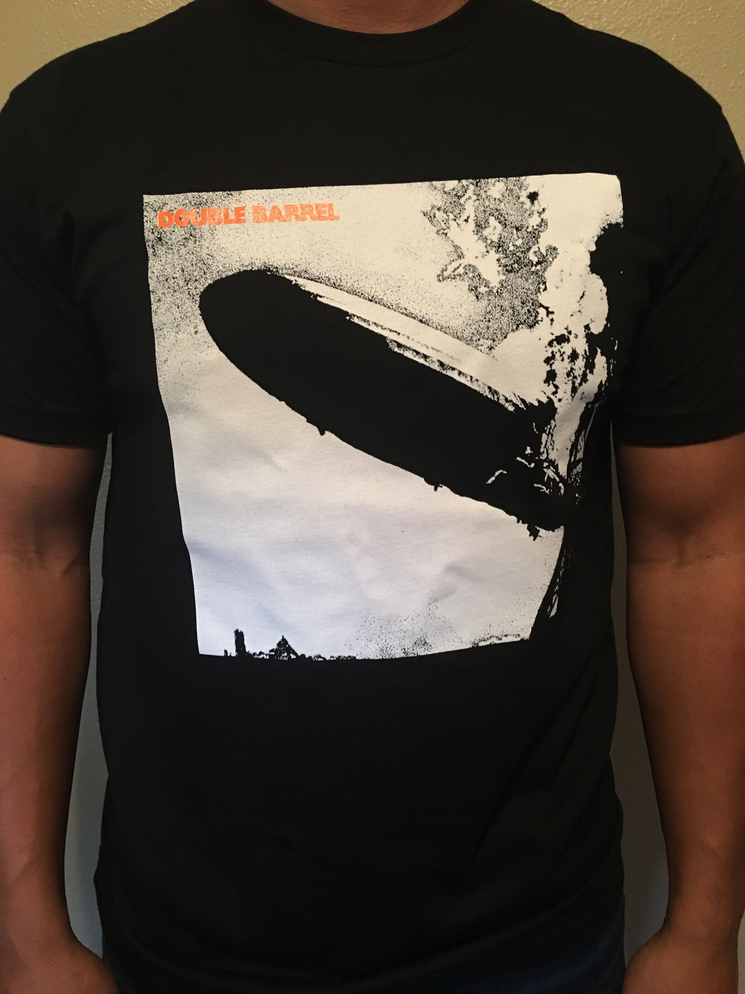 DB DAZED & CONFUSED / ZEPPELIN TEE