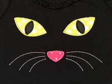 Black Cat Halloween dress