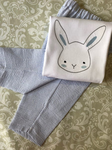 Boys Easter Bunny outfit