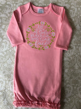 All God's Grace baby gown