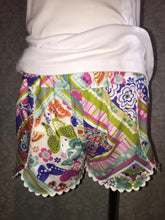 GirlsFoux wrap shorts