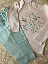 Boys Christian Easter outfit