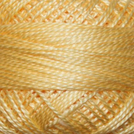 Finca Perle' Cotton Size 8 - Pale Yellow
