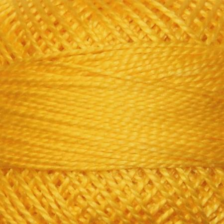 Finca Perle' Cotton Size 8 - Medium Gold
