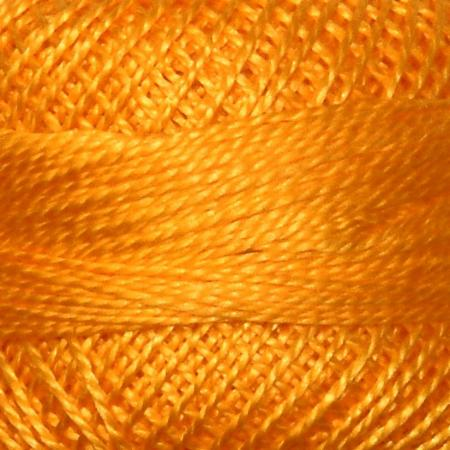 Finca Perle' Cotton Size 8 - Deep Canary
