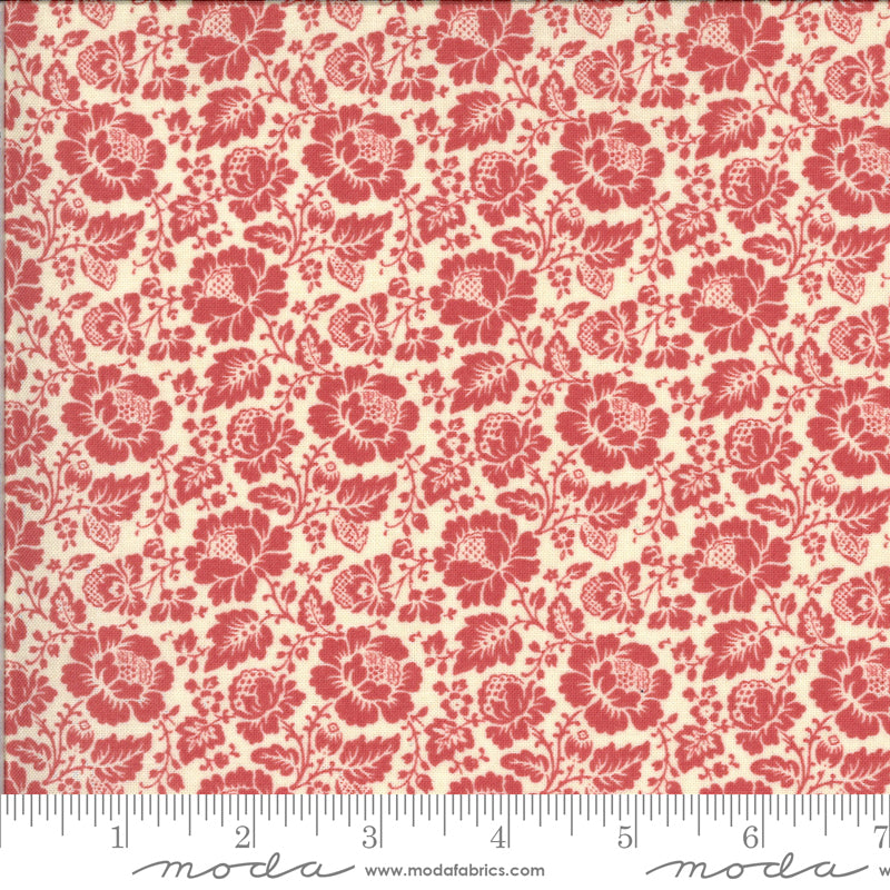 La Rose Rouge Feligonde - Pearl Faded Red