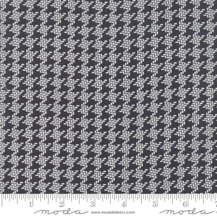 All Hallows Eve Houndstooth - Midnight