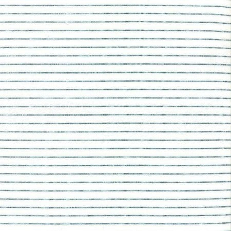 "16"" Moda Toweling Picnic Point Tea - White Navy"