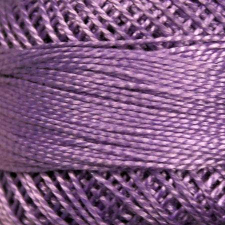 Finca Perle' Cotton Size 8 - Medium Lavender
