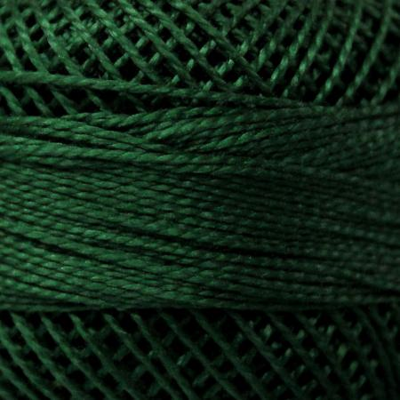 Finca Perle' Cotton Size 8 - Very Dark Seafoam