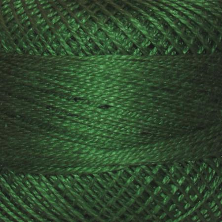 Finca Perle' Cotton Size 8 - Dark Emerald