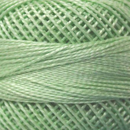 Finca Perle' Cotton Size 8 - Light Nile