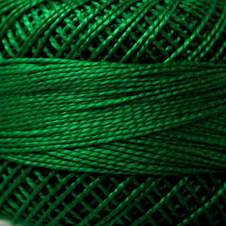 Finca Perle' Cotton Size 8 - Green