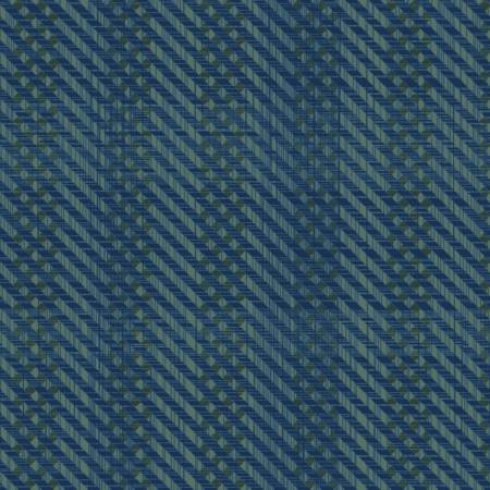 Pottery Herringbone - Denim
