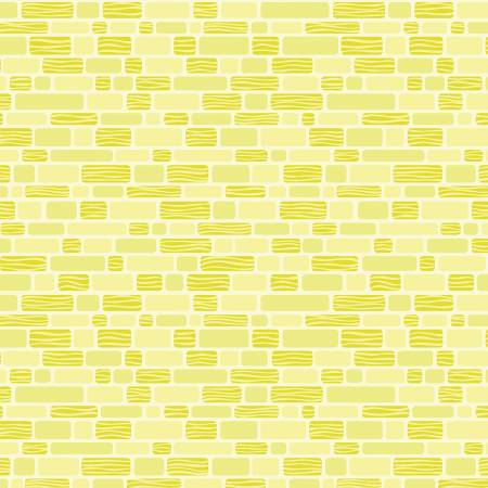 Free Motion Fantasy Bricks - Lime