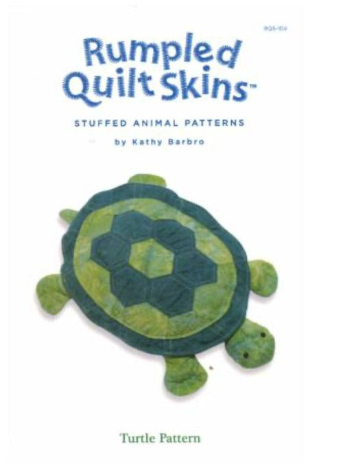 Rumbled Quilt Skins Pattern