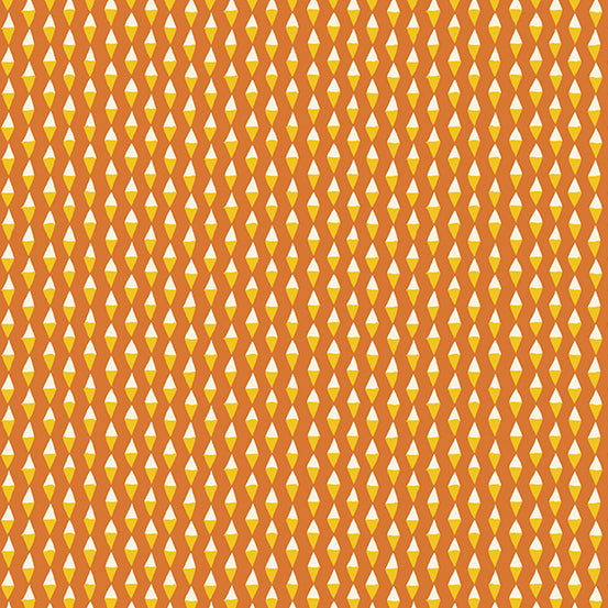 Sleepy Hollow Triangles - Orange
