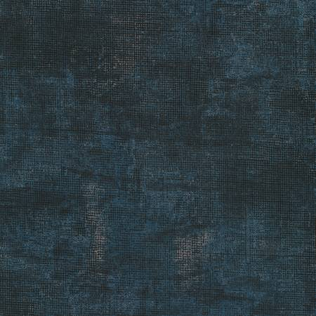 Chalk & Charcoal Texture - Teal