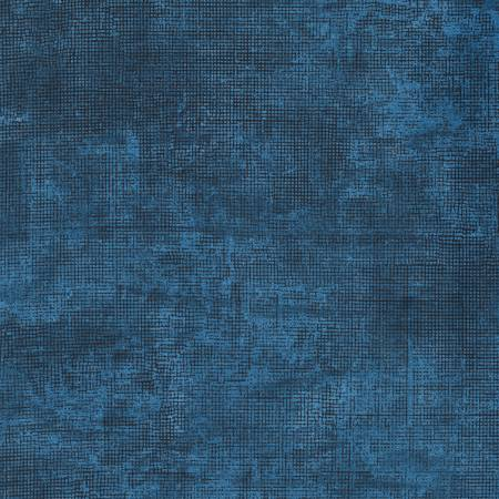 Chalk & Charcoal Texture - Cerulean