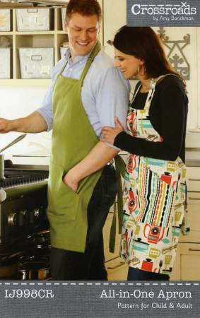 All in One Apron Pattern