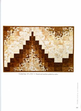 Twist and Turn Bargello - Softcover Book