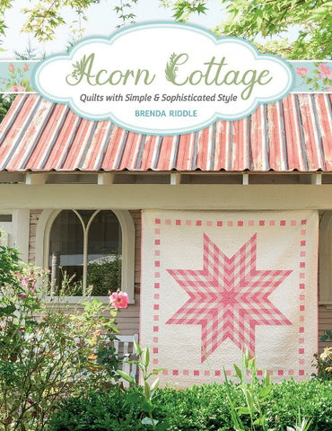 Acorn Cottage - Softcover Book