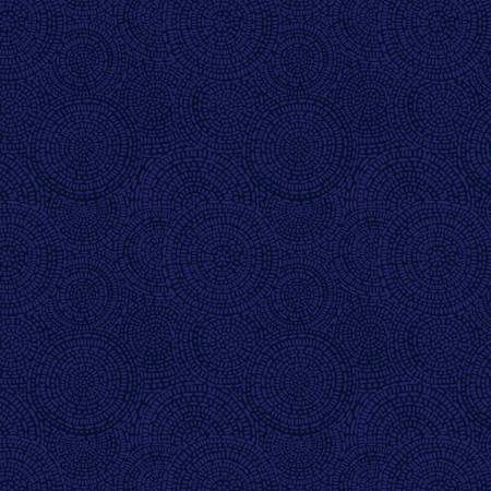 "108"" Wide Backing Medallion - Navy"