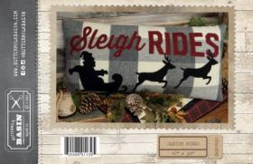 Sleigh Rides Pillow Pattern