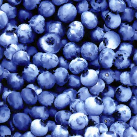Blueberries - Blue