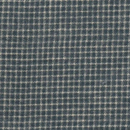 Chatsworth Homespun Mini Check - Denim