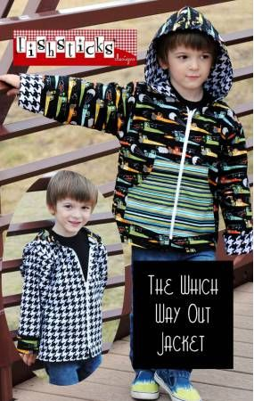 The Which Way Out Jacket Pattern