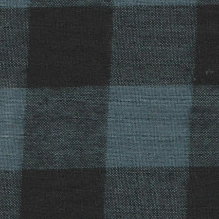 Homespun Green River Lodge Large Plaid - Blue