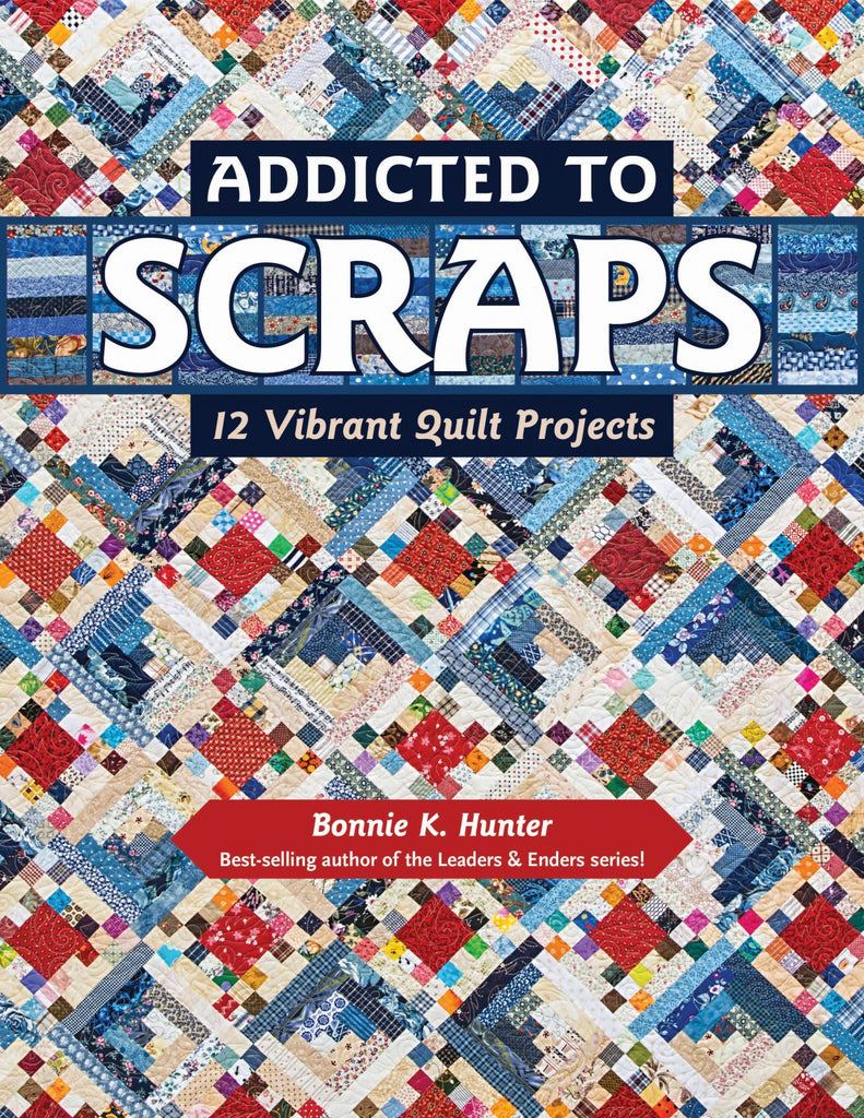 Addicted to Scraps - Softcover Book