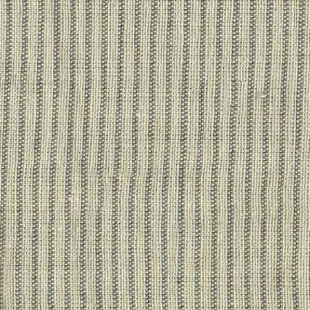 Homespun Picket Fence Stripe - Teadye Grey