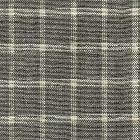 Homespun Picket Fence Check - Teadye Grey