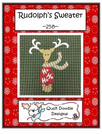 Rudolph's Sweater Pattern